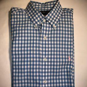 Ralph Lauren Blake Casual Shirt Size Medium